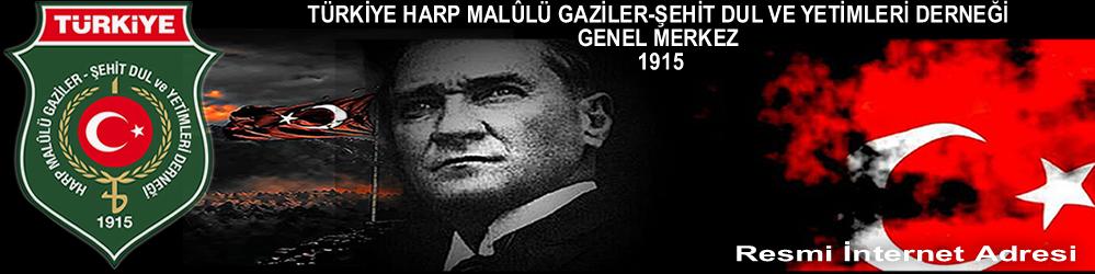 Türkiye Harp Malulü Gaziler Şehit Dul ve Yetimleri Derneği Genel Merkezi